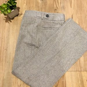 Lined Wool BR Martin Fit Pants👖